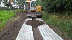 Groenspoor grasbeton betonplaten SIMgras