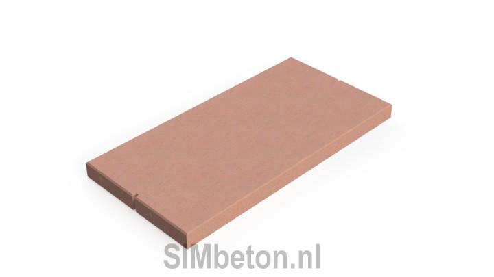 Gekleurde betonplaten | SIMbeton